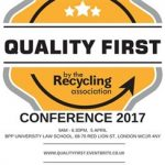 Recycling First announces conference