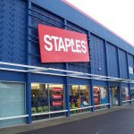 Staples sale update