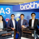 Brother launches A3 MFPs in Thailand