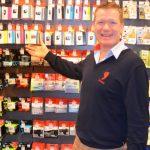 Dutch cartridge store relocates
