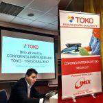 Toko holds seminar in Romania