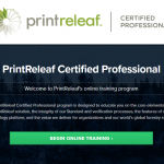 PrintReleaf introduces new online training program