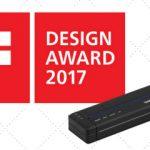 Brother mobile printer wins award