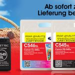 Jet Tec expands inkjet cartridge range