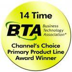 Toshiba wins BTA Award