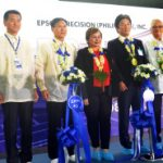 Epson holds opening ceremony for new plant