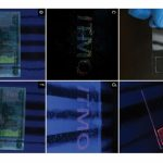 Inkjet printers produce glowing holograms