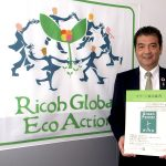 Ricoh used green power globally on World Environment Day