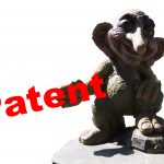 'Patent troll' rears its head?