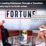 Fortune interviews Xerox CEO