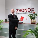 Zhono Corporation hires new Sales Director