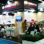 Ecoservice exhibiting at Paperworld 2018