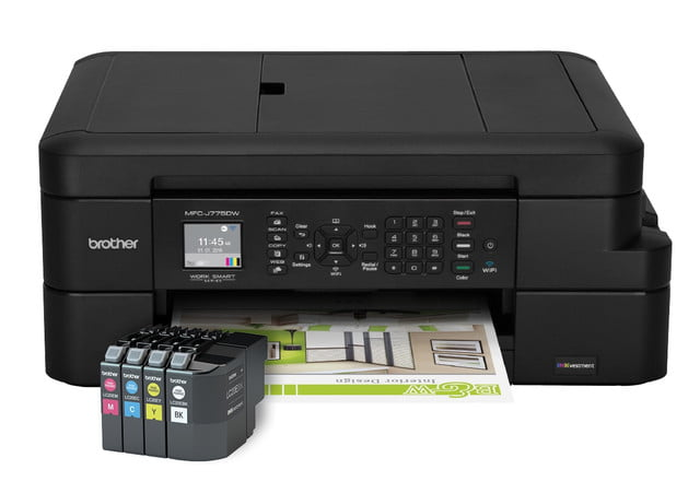 Brother Launches New Home Office Printer