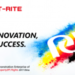 Print-Rite honoured by China Intellectual Property Bureau