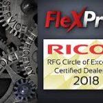 FlexPrint LLC receives Ricoh award