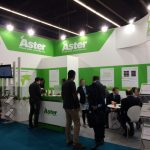 Aster exhibiting at Paperworld 2018