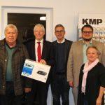 Bavarian State Parliament member visits KMP