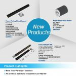 New CET products available
