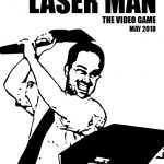 Expert Laser Man to the rescue!