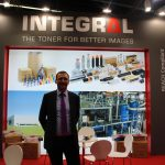 Integral exhibiting at Paperworld
