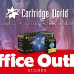 Cartridge World partners with Office Outlet