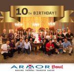 ARMOR Brazil turns 10