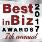 Epson wins 2 Best in Biz awards