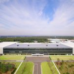 Canon opens Eco Technology Park