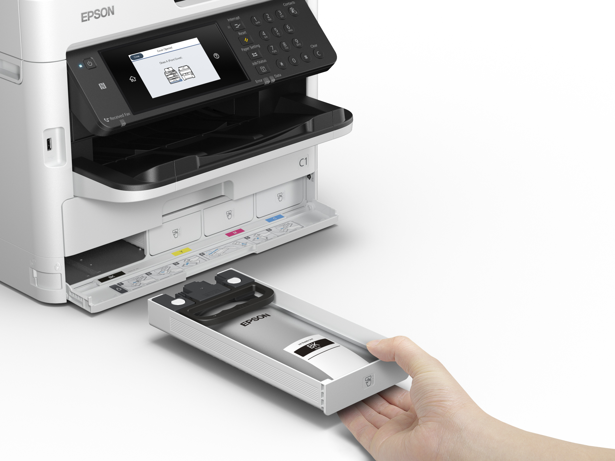 Epson adds RIPS to WorkForce Pro WF-C5000 series – The Recycler