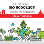 Clover Vietnam awarded ISO certification