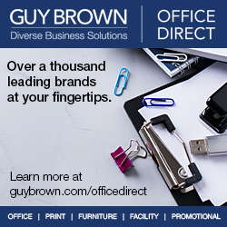 The Us Distributor Of Office Supplieanaged Print Services Has Announced Launch Its New Purchasing Platform Guy Brown Direct