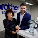 Brother signs staff training partnership