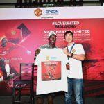Epson Malaysia hosts Trinidadian football legend