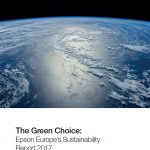 Epson releases first European Sustainability Report