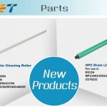 CET releases range of parts
