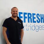 Refresh Cartridges nominated for award