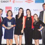 Cabot's Brazil team wins accolade