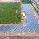 Sharp completes Indonesian solar plant
