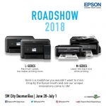 Epson Philippines unveils nationwide roadshow