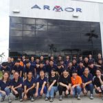Armor China moves to new premises