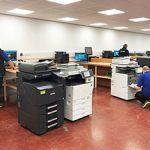 Trade Copiers' new testing area