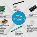 New products from CET