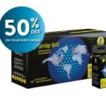 Cartridge World offers resellers 50 percent off