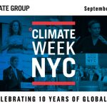 Ricoh CEO addresses Climate Week attendees