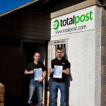 Totalpost receives ISO certification