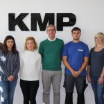 Fresh faces for KMP apprenticeship