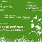 Xerox details CSR accomplishments