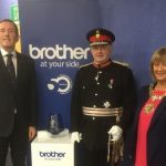 Lord-Lieutenant visits Brother