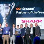 Sharp dubbed Partner of the Year