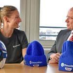 DocuWare announces ski racer sponsorship